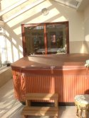 Indoor Hot Tub, Haddenham, Buckinghamshire